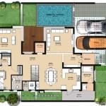 Type-1-East Facing-Ground Floor Plan