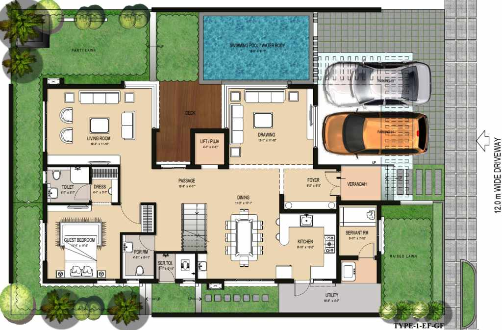 Villa istanafloor plans villa istana Bali house designs floor plans