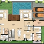 Type-2-East Facing-Ground Floor Plan