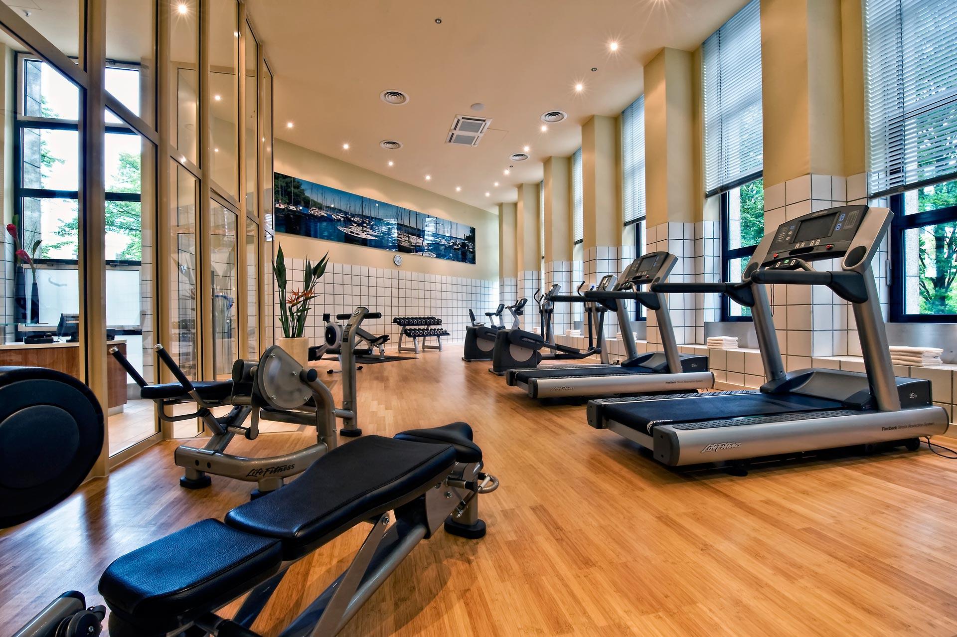 Villa istanaworld class fitness facility istana